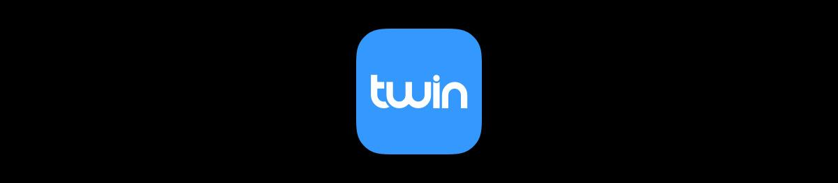 twin banner